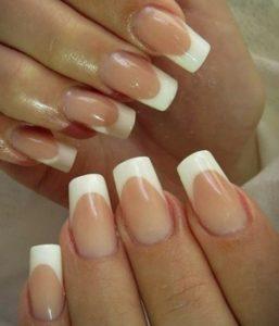 красивые наращенные ногти