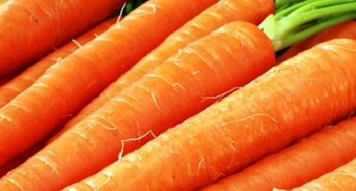 морковь для ногтей