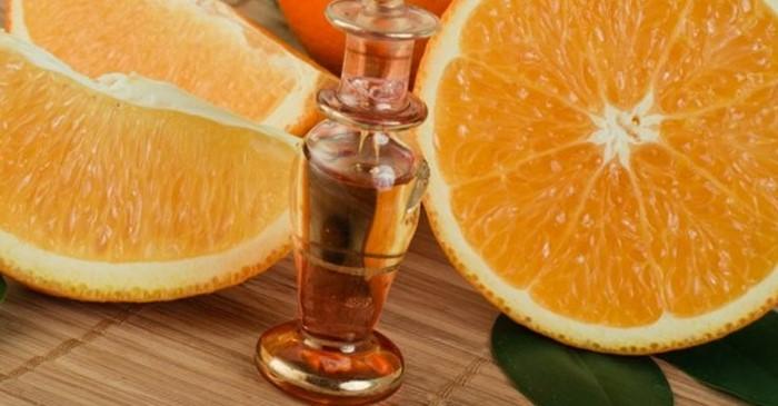 Апельсин и йод для ногтей