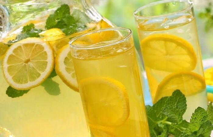 отбеливание ногтей лимонным соком