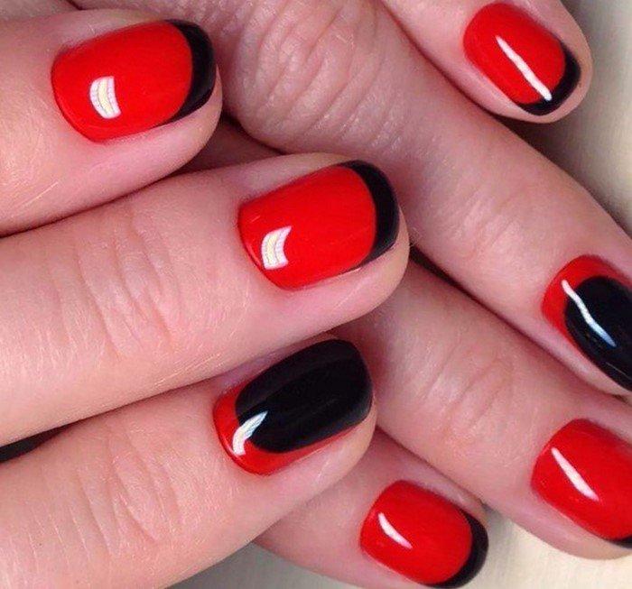 красные-ногти-с рисунком (106)