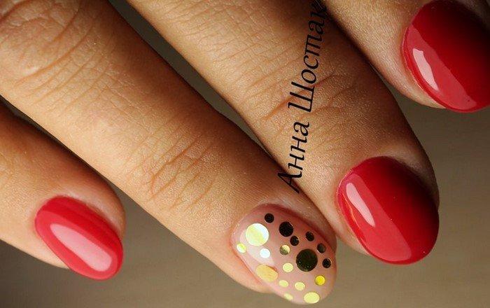 красные-ногти-с рисунком (21)