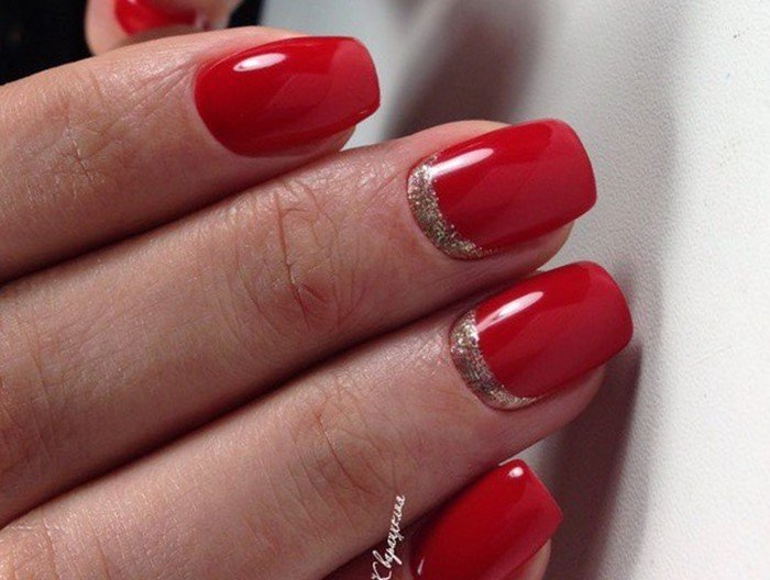 красные-ногти-с рисунком (32)
