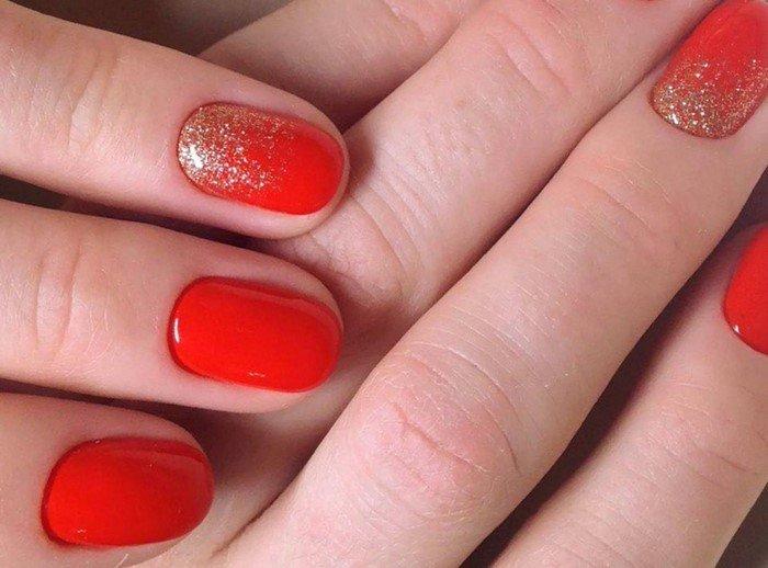 красные-ногти-с рисунком (68)