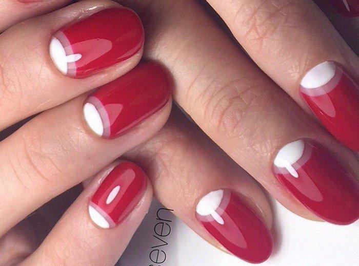 красные-ногти-с рисунком (70)