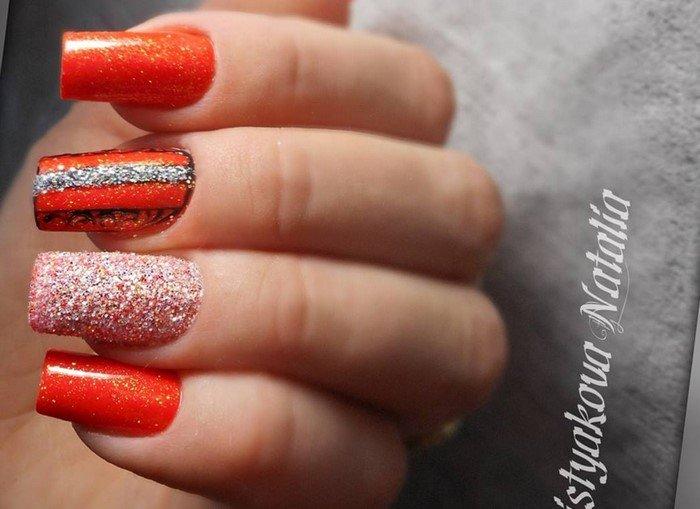красные-ногти-с рисунком (75)