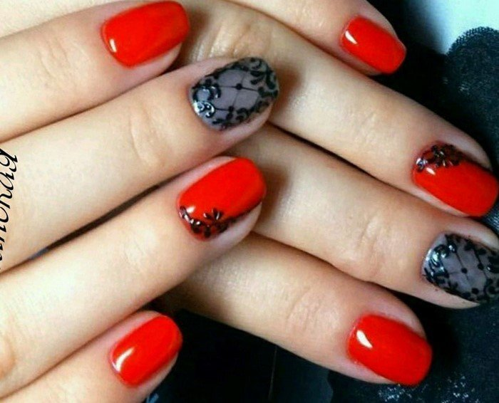 красные-ногти-с рисунком (78)