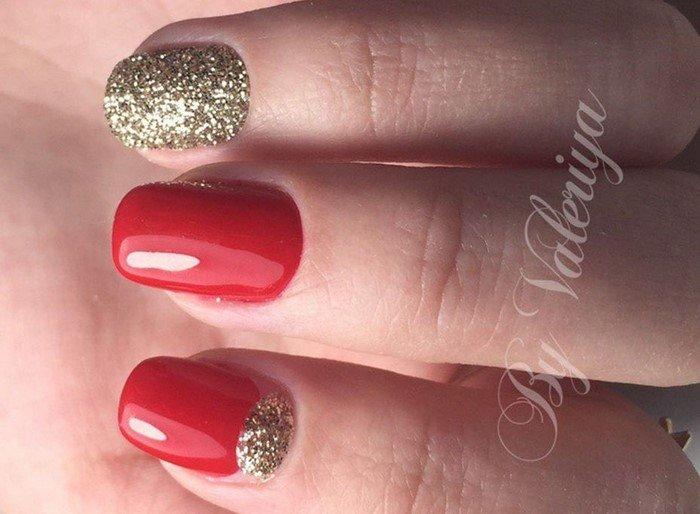 красные-ногти-с рисунком (79)