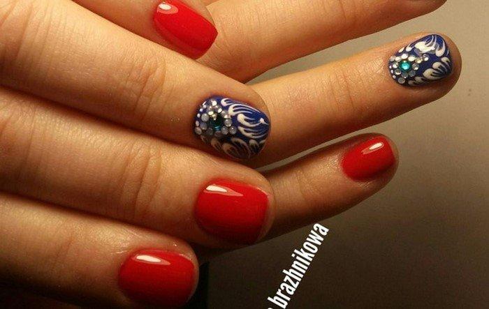 красные-ногти-с рисунком (81)