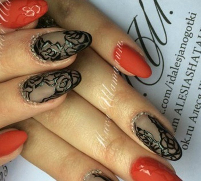 красные-ногти-с рисунком (86)