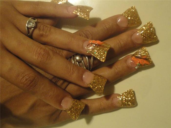 Ногти манифа