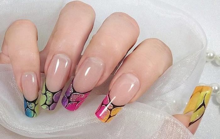 Ногти пайп